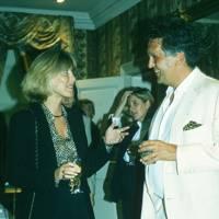 Camilla Leigh Pemberton and Baron Bentinck