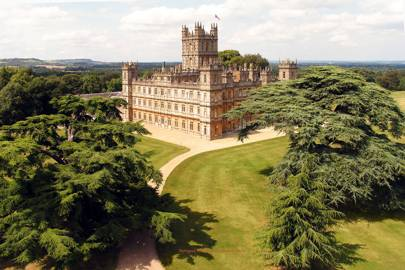 A night at Downton Abbey's Highclere Castle – now up for grabs on Airbnb