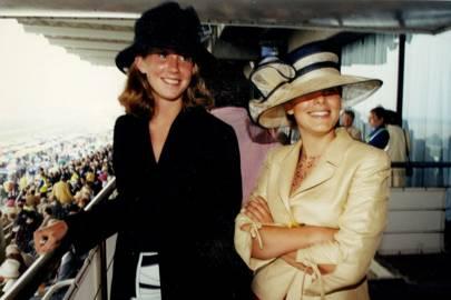 Sophie de Vogue and Barbara Lefevre Pentalis