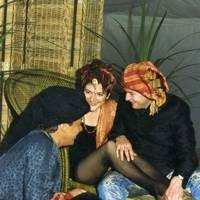 Nick Milne, Sabrina Rowan Hamilton and Stephen Skinner