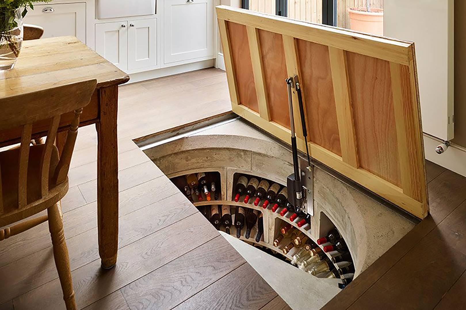 Spiral Wine Cellars Are The New Status Symbols For Super Rich Tatler