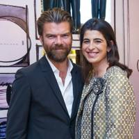 Atli Savaersson and Dorothee Schumacher