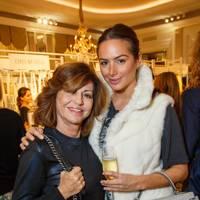 Pilar Boxford and Saskia Boxford