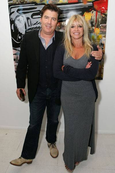 Greg Miller and Jo Wood