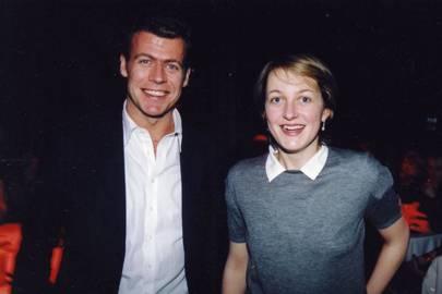 Paddy Byng and Rita Konig