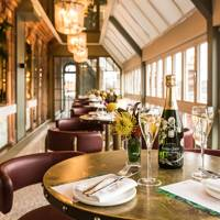 Harrods Perrier-Jouët Champagne Terrace