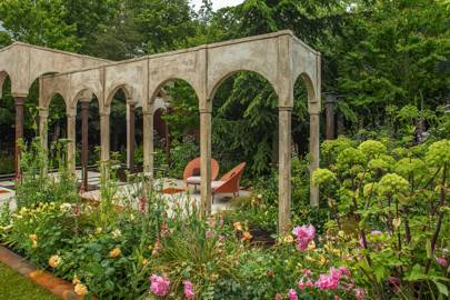 Wedgwood celebrates 260 years with special Chelsea Flower Show garden