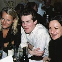 Alison Poole, William Duckworth-Chad and Miranda Cecil