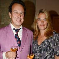 Detmar Blow and Tracey Emin