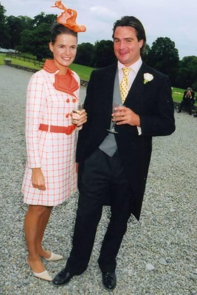 Katherine Ward-Jones and Henry Cookson