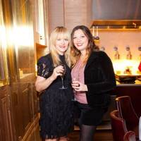Edith Bowman and Abi Hewitt