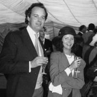 Charles Balfour and Mrs Charles Balfour