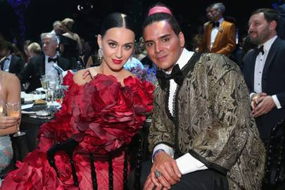 Katy Perry and Markus Molinari