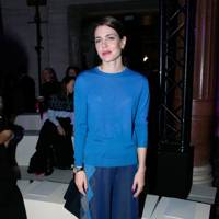 Charlotte Casiraghi at the Stella McCartney show, A/W17