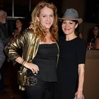 Sonia Friedman and Helen McCrory