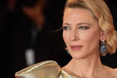 Cate Blanchett wearing Chopard