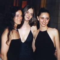Tamasin Day-Lewis, Marianne Walker and Naomi Walker