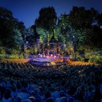 Evita at Regent's Park Open Air Theatre