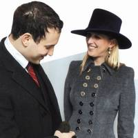 Lord Frederick Windsor and Lady Gabriella Windsor