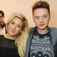 Ellie Goulding and Conor Maynard