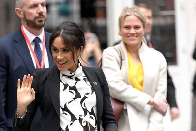 The Sussexes lose three key members of staff