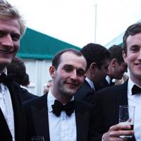 Tom Probert, Ollie Wilson and Toby Fitzherbert