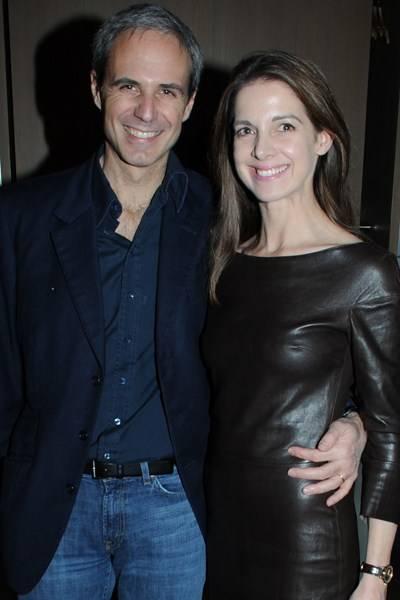 Lorenzo Grabau and Sabrina Grabau