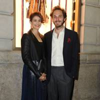 Linda Caridi and Ferdinando Ciro Filomarino