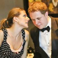 Susanna Warren and Carl Joseph