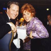 Michael Portillo and Ruby Wax