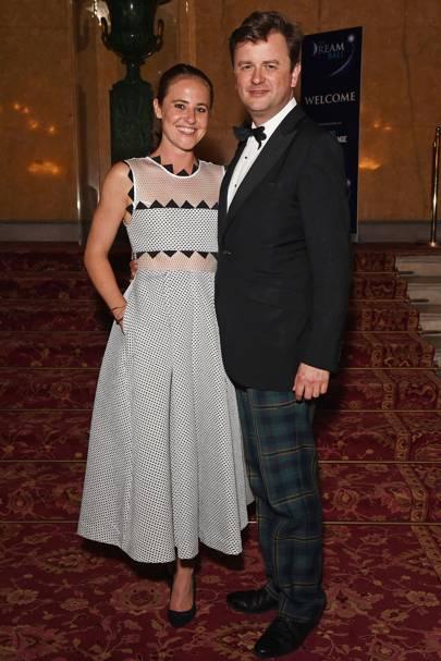 Alexandra Allason and Gavin MacKay