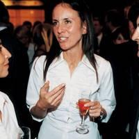 Mrs Francois Steiner, Alison Appel and Francois Steiner