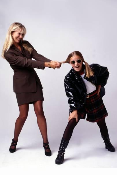 Sally McCarthy dresses Lady Alexandra Gordon-Lennox (10)