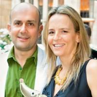 Marc and Lady Georgia Quinn