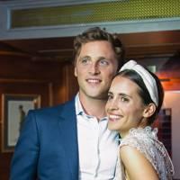 Simon Higson and Emma Reeve