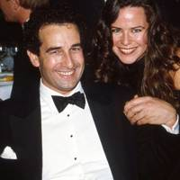 Koo Stark and Graeme Gordon