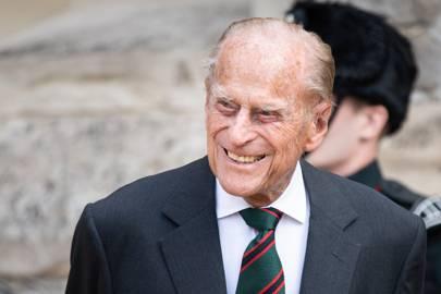 El duque de Edimburgo celebrará su centenario en junio de 2021.