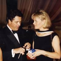 Count von Goess Saurau and Countess von Goess Saurau