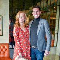 Sarah-Jane Mee and Jack Brooksbank