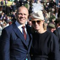 Mike Tindall and Zara Tindall in 2015