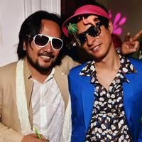 Johnny Saigon and Benjamin Cassan