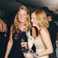 Vicky Aykroyd and Amy Bramley