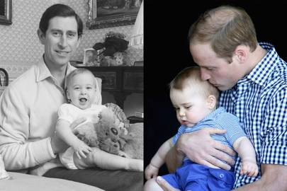 Like father, like son