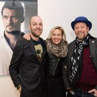 Rich Hardcastle, Beth Simpson and Rufus Hound