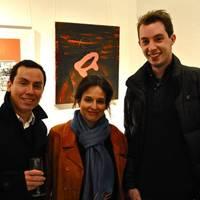 John Quintero, Marian Jijina and Tim Gill