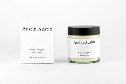 Austin Austin body cream