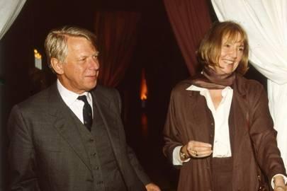 John Wells and Mrs John Wells