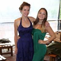 Holly Wright and Virginia Szepietowski