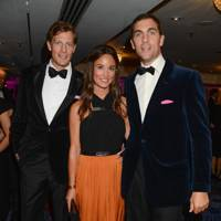 Nico Jackson, Pippa Middleton and Hugh Van Cutsem