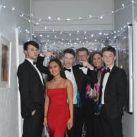 Max Hetreed, Amy Kelly, Jacques Glibbery, Seb Green, Sydney Lewis and Louis Glibbery